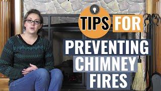 Tips for Preventing Chimney Fires