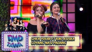 Imut Banget, Ghea Youbi Feat Kiki Asiska [GOYANG NASI PADANG] - DMD Tawa (1/11)