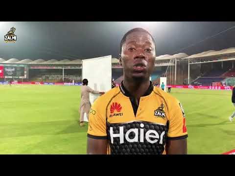 Sherfane Rutherford wins it for Peshawar Zalmi | PSL 6