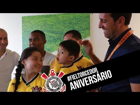 #FielTorcedor - Aniversário na Arena