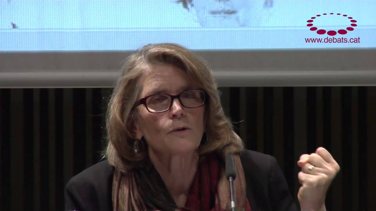 Annie Kidder: The role of families in improving schools and the educational system