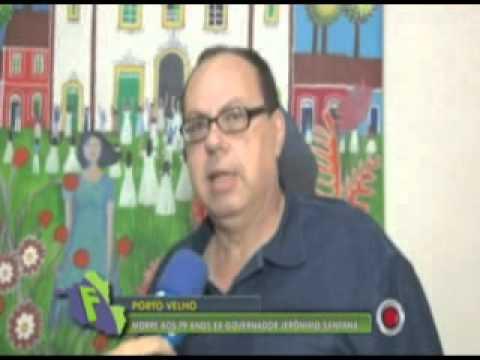 Carlos Sperança fala sobre Jerônimo Santana - Gente de Opinião