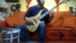 D'Angelo -  Sh*t, D*mn, Motherf*cker [bass cover]