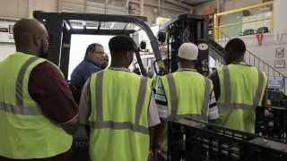 Goodwill of North Georgia Forklift Training