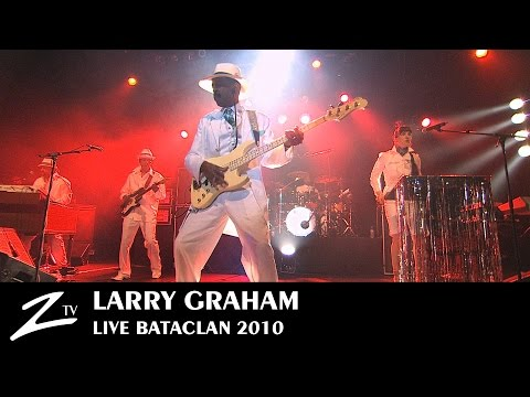 Larry Graham - Bataclan Paris - Full LIVE HD Mp3
