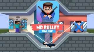 Monster School : Mr Bullet - Spy Puzzles Challenge - Minecraft Animation