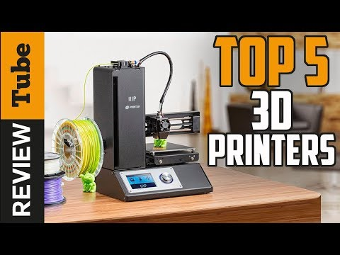 ✅Printer: Best 3D Printer 2018 (Buying Guide)