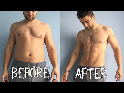 Road to Six Pack \/ My Body Transformation