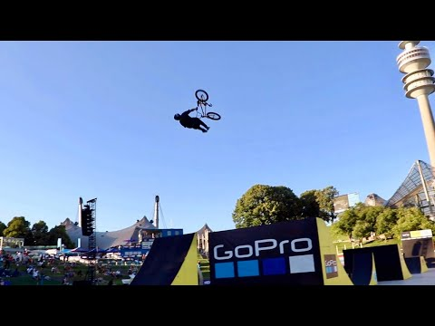 Incredible backflip tailwhip!