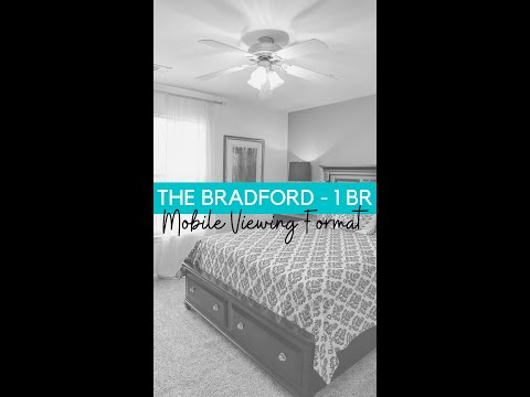 (Mobile Format)The Bradford - 1 BR