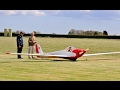 Download Video RARE GIANT 66% SCALE RC SCHEIBE SF 33 MOTOR GLIDER - IAN TURNEY WHITE - LMA EAST KIRKBY - 2016