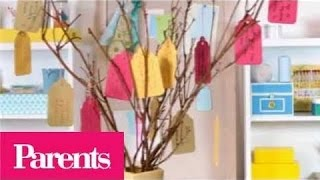 Baby Shower Gift - How to Make a Wishing Tree | Parents
