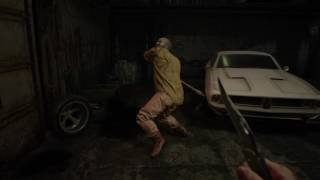 Resident Evil 7: Jack Garage   Madhouse, No Damage, No Lockpick