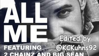 Drake - All Me (Clean Version)