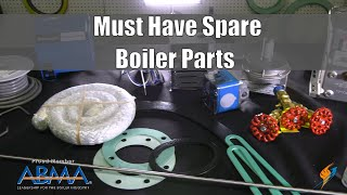 Must have Spare Boiler Parts