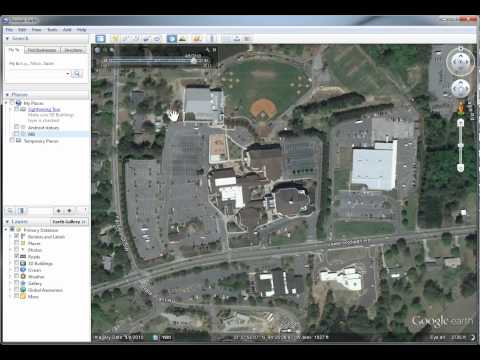 Google Earth: The Options panel - A Brighter Web