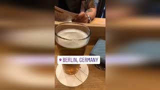 Бородина с мужем улетели в Берлин за пивом и сосисками