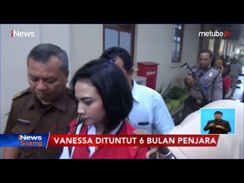 Dituntut 6 Bulan Penjara, Kuasa Hukum Vanessa Angel akan Ajukan Pleidoi - iNews Siang 18/06