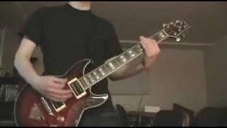 Chevelle - Grab Thy Hand guitar