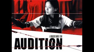 Ep 00: Takashi Miike's Audition – Collateral Cinema Movie Podcast (SPOILERS)
