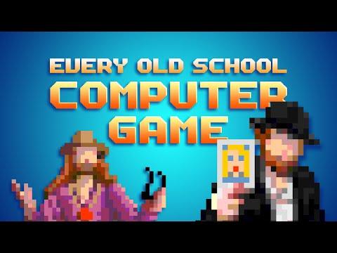 Staré počítačové hry