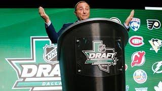 All 31 picks of round one   2018 NHL Draft
