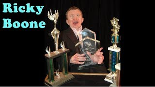 Inspiring Words From a  Disabled Magician Made Me Cry - Ricky D. Boone