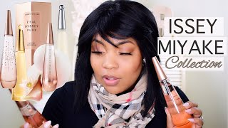 ISSEY MIYAKE Perfume Collection: FRAGRANCE Haul, Review, And Declutter!