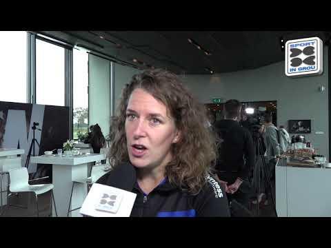 Ireen Wüst in team van Marwin Talsma
