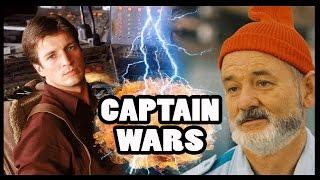 CAPTAIN MALCOLM REYNOLDS vs CAPTAIN STEVE ZISSOU - Captain Wars