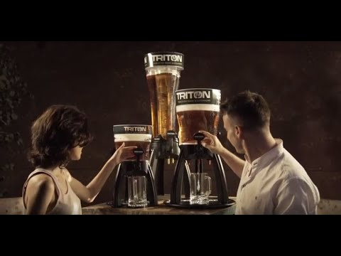 Triton 5 l Beer /Drink Tower