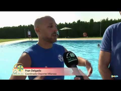 Entrevista Condavision Piscina Municipal Villarrasa