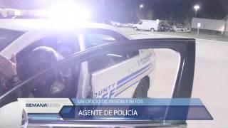 Ser policia un oficio de pasion y retos