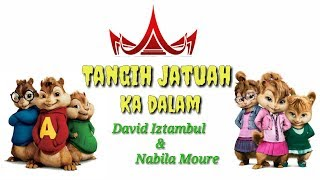 David Iztambul & Nabila Moure, Tangih Jatuah Kadalam,  Lirik ( Chipmunk )