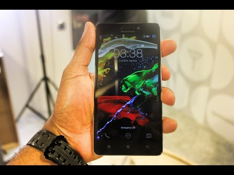 Lenovo A7000 Hands on
