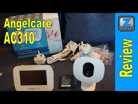Angelcare AC310 Baby Monitor Review