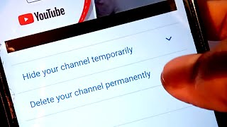 how to delete YouTube channel | youtube channel delete kaise kare