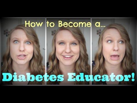 Becoming a Diabetes Educator! - YouTube