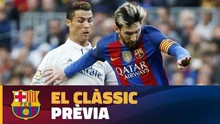 La prèvia del Clàssic entre el Reial Madrid i el FC Barcelona