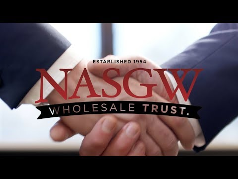 NASGW Distributors Are Partners You Can Trust