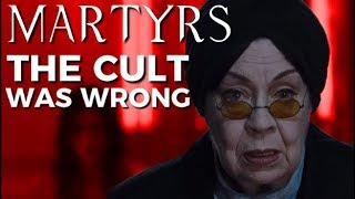 Martyrs - The Cult Was Wrong | Renegade Cut