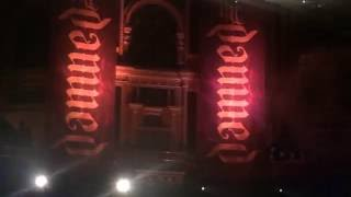 The Damned 40th Anniversary Royal Albert Hall : Nature's Dark Passion / Democracy