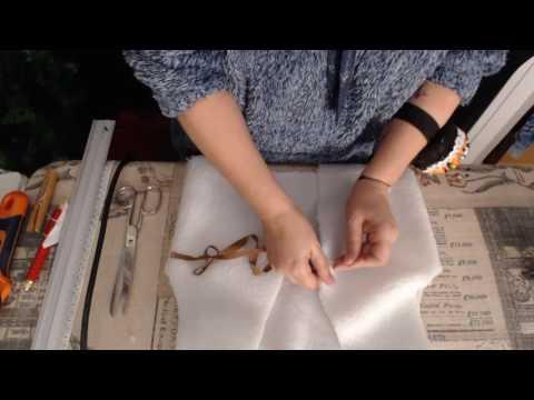 #Tutorial: coser un chaleco de pastor exprés.