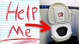 Flight Attendant's Quick Thinking Saves 15 Year Old From Human Trafficking