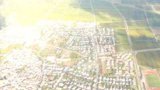 preview picture of video 'Motorschirmflug über Wachenheim'