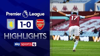 SUBSCRIBE ► http://bit.ly/SSFootballSub PREMIER LEAGUE HIGHLIGHTS ► http://bit.ly/SkySportsPLHighlights Highlights from the Premier League where Aston Villa took a giant leap towards safety as Trezeguet's goal took them out of the bottom three with a vital 1-0 win over Arsenal at Villa Park.  Watch Premier League LIVE on Sky Sports here ► http://bit.ly/WatchSkyPL ►TWITTER: https://twitter.com/skysportsfootball ►FACEBOOK: http://www.facebook.com/skysports ►WEBSITE: http://www.skysports.com/football  MORE FROM SKY SPORTS ON YOUTUBE: ►SKY SPORTS CRICKET: https://bit.ly/SubscribeSkyCricket ►SKY SPORTS BOXING: http://bit.ly/SSBoxingSub ►SOCCER AM: http://bit.ly/SoccerAMSub ►SKY SPORTS F1: http://bit.ly/SubscribeSkyF1