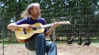 Charlie Parr plays Kentucky Blues