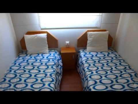 Casa prefabricada 11x4 m 2 dormitorios opcio a 3