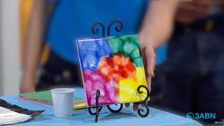 "06 - ""Sharing Good News"" - 3ABN Kids Camp Creation Crafts"