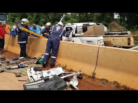 Homem de 36 anos morre em grave acidente na BR-163 em Capitão
